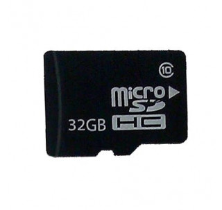 KOMPUTERBAY 32GB Class 10 MicroSDHC Card 32 GB High Speed Micro SDHC with SDHC adapter
