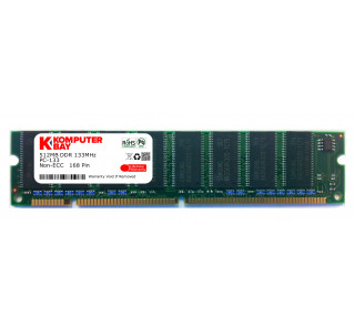 SAMSUNG 512MB PC133 SDRAM 133MHz DIMM - Limited Compatibility