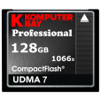 Komputerbay 128GB Professional Compact Flash card 1066X CF write 155MB/s read 160MB/s Extreme Speed UDMA 7 RAW