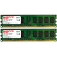 Komputerbay 4GB ( 2 x 2GB ) DDR2 DIMM (240 PIN) AM2 667Mhz PC2 5400 / PC2 5300 FOR Asus M3A78-CM 4 GB