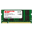 Komputerbay 2GB (1X 2GB) DDR2 667MHz PC2-5300 PC2-5400 (200 PIN) SODIMM Laptop Memory with Samsung Chips