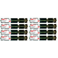 Komputerbay 32GB (8x 4GB) DDR2 PC2-5300F 667MHz CL5 ECC Fully Buffered FB-DIMM (240 PIN) 32 GB w/ Heatspreaders for Apple computers