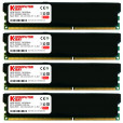 Komputerbay 16GB (4x 4GB) DDR3 PC3-12800 1600MHz DIMM (240-Pin) Desktop Memory with Black Heatspreaders CL 10-10-10-27 1.5V - XMP Ready