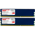 Komputerbay 16GB (2x 8GB) DDR3 PC3-12800 1600MHz DIMM with Blue Heatspreaders 240-Pin RAM Desktop Memory 1.5V XMP ready