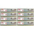 Komputerbay 16GB (8X2GB) 667MHz PC2-5300 DDR2 ECC REGISTERED Fully Buffered Memory Module
