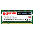 Komputerbay MACMEMORY Apple 2GB (single 2GB stick) PC2-5300 667MHz DDR2 SODIMM for iMac and Macbook Memory