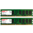Komputerbay 4GB ( 2 x 2GB ) DDR2 DIMM (240 PIN) AM2 667Mhz PC2 5400 / PC2 5300 FOR Asus M3N72-D 4 GB