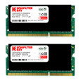 Komputerbay 8GB (2x 4GB) DDR3 SODIMM (204 pin) made with Hynix semiconductors 1066Mhz PC3 8500 for Apple 8 GB with SODIMM Heatsink for extra cooling