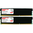 Komputerbay 16GB (2x 8GB) DDR3 PC3-12800 1600MHz DIMM with Black Heatspreaders 240-Pin RAM Desktop Memory 10-10-10-27 XMP ready