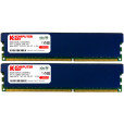 Komputerbay 16GB (2x 8GB) DDR3 PC3-12800 1600MHz DIMM with Blue Heatspreaders 240-Pin RAM Desktop Memory 10-10-10-27 XMP ready