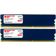 KOMPUTERBAY 4GB (2X 2GB) DDR2 PC2-8900 1110MHZ DIMM 4 GB - comes with Heat Spreaders ( 5-7-7-25 at 1.8V)