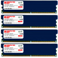 Komputerbay 8GB (4x 2GB) DDR2 800MHz PC2-6300 6400 RAM (240 Pin) DIMM 5-5-5-18 Desktop Memory with Heatspreaders