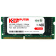 Komputerbay 512MB SDRAM SODIMM (144 Pin) LD 133Mhz PC133 FOR Apple Mac Memory PowerBook G4 Titanium 400 512MB