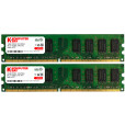 Komputerbay 4GB 2x 2GB DDR2 PC2 4200 533Mhz 240 Pin DIMM 4 GB KIT