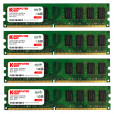 Komputerbay 8GB ( 4 x 2GB ) DDR2 DIMM (240 PIN) AM2 800Mhz PC2 6400 / PC2 6300 FOR Gigabyte GA-MA770-DS3 8 GB