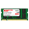 Komputerbay 2GB (1X 2GB) DDR2 800MHz PC2-6300 PC2-6400 (200 PIN) SODIMM Laptop Memory with Samsung Chips
