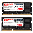 Komputerbay MACMEMORY 8GB (2x 4GB) DDR3L PC3L-12800 1600MHz SODIMM 204-Pin DDR3 Laptop Memory for Apple Mac 1.35V