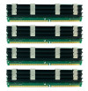 Image for Komputerbay 8GB (4x 2GB) DDR2 PC2-5300F 667MHz CL5 ECC Fully Buffered 2Rx4 FB-DIMM (240 PIN) w/ Heatspreaders for Apple computers