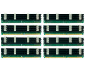 Image for Komputerbay 32GB (8x 4GB) DDR2 PC2-5300F 667MHz CL5 ECC Fully Buffered FB-DIMM (240 PIN) 32 GB w/ Heatspreaders for Apple computers