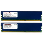 Komputerbay 16GB ( 2 X 8GB ) DDR3 PC3-12800 1600MHz DIMM with Low Profile Blue Heatspreaders 240-Pin Dual / Quad Channel RAM Desktop Memory KIT 9-9-9-24 XMP ready