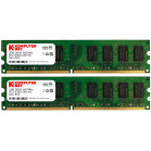 Komputerbay 4GB ( 2 x 2GB ) DDR2 DIMM (240 PIN) AM2 667Mhz PC2 5400 / PC2 5300 FOR Asus M3A78-T 4 GB