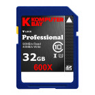 Komputerbay 32GB SDHC Secure Digital High Capacity Class 10 speed UHS-I 600X Ultra High Speed Flash Memory Card 40MB / s Write 90MB / s Read 32 GB