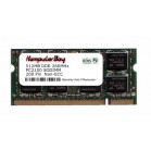 Komputerbay 512MB DDR SODIMM (200 pin) 266Mhz DDR266 PC2100 FOR Twinhead  N7500 512 MB