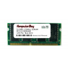 Komputerbay 512MB SDRAM SODIMM (144 Pin) LD 133Mhz PC133 FOR Hewlett Packard/Compaq  Pavilion Notebook zt1132s 512MB