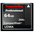 Komputerbay 64GB High Speed Compact Flash CF 266X Ultra High Speed Card 36 MB / s write and 37MB / s read UDMA