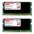 Komputerbay 8GB (2x 4GB) DDR3 SODIMM (204 pin) 1066Mhz PC3 8500 for Apple 8 GB with SODIMM Heatsink for extra cooling (7-7-7-20)