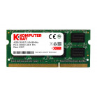 Komputerbay 4GB DDR3 SODIMM (204 pin) 1066Mhz PC3 8500 4 GB (7-7-7-20)