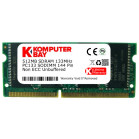 Komputerbay 512MB SDRAM SODIMM (144 Pin) LD 133Mhz PC133 FOR Dell Latitude C610 512MB
