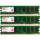 KOMPUTERBAY 12GB ( 3 X 4GB ) DDR2 DIMM (240 PIN) 800Mhz PC2 6400 PC2 6300 12 GB - CL 5