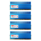 Komputerbay 16GB (4 X 4GB) DDR2 DIMM (240 pin) 800MHZ PC2-6400 PC2-6300 16 GB KIT with Crown Series Heatspreaders for extra Cooling CL 5-5-5-12