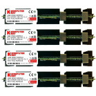 Komputerbay 16GB (4x 4GB) DDR2 PC2-6400F 800MHz ECC Fully Buffered FB-DIMM (240 PIN) 16 GB w/ Heatspreaders for Apple computers