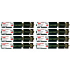 Komputerbay 16GB (8x 2GB) DDR2 PC2-5300F 667MHz CL5 ECC Fully Buffered 2Rx4 FB-DIMM (240 PIN) w/ Heatspreaders for Apple computers