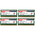 Komputerbay MACMEMORY 32GB (4x 8GB) PC3-10600 10666 1333MHz SODIMM 204-Pin Laptop Memory 9-9-9-24 for Apple Mac