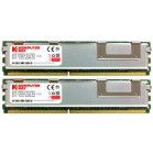 Komputerbay 4GB (2X2GB) 667MHz DDR2 ECC REGISTERED FBDIMM Memory for HP Workstationx W6400X/W6600X/W8400