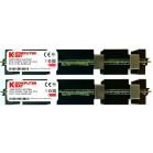 Komputerbay 4GB (2X2GB) 667MHz PC2-5300 DDR2 ECC REGISTERED FBDIMM Apple Mac Pro Memory Module