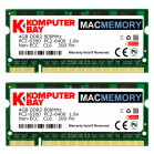 Komputerbay MACMEMORY Apple 8GB (2x 4GB) PC2-6300 800MHz DDR2 SODIMM iMac and Macbook Memory