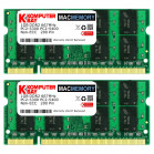 Komputerbay MACMEMORY 2GB (2x 1GB) DDR2 667MHz PC2-5300 PC2-5400 (200 Pin) SODIMM for Apple Mac