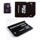 Komputerbay 8GB MicroSD SDHC Class 2 with SD Adapter and Pro Duo Adapter