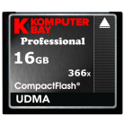 Komputerbay 16GB High Speed Compact Flash CF 366X Ultra High Speed Card 24MB/s Write and 53MB/s Read