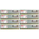 KOMPUTERBAY 16GB 8X2GB DDR2 667MHz PC2-5300 ECC FB Dual Rank 2Rx8 FULLY BUFFERED MEMORY RAM