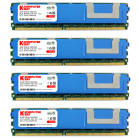 Komputerbay 16GB (4x 4GB) DDR2 PC2-6400F 800MHz ECC Fully Buffered FB-DIMM (240 PIN) 16 GB w/ Heatspreaders