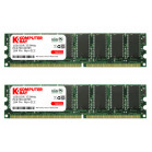 Komputerbay 2GB (2x1GB) DDR SODIMM (200 pin) 333Mhz DDR333 PC2700 FOR Apple Mac Memory PowerBook G4 1.5GHz 12-inch Combo drive (M9690LL/A) 114 2 GB (2x1GB)
