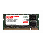 Komputerbay 512MB DDR SODIMM (200 Pin) 400Mhz DDR400 PC3200 CL 3.0 512 MB