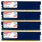 KOMPUTERBAY 8GB (4X 2GB) DDR2 PC2-8900 1110MHZ DIMM 8 GB - comes with Heat Spreaders ( 5-7-7-25 at 1.8V)