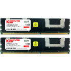 KOMPUTERBAY 8GB (2X4GB) DDR2 667MHz PC2-5300 MEMORY FBDIMM for HP ProLiant DL360 DL380 ML370 G5 pn 491503-061