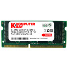 Komputerbay 512MB SDRAM SODIMM (144 Pin) LD 133Mhz PC133 FOR Toshiba Satellite 1405 Series (PC133) 512MB